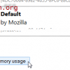 "Get Add-ons Memory Size Details of Firefox using ""about:addons-memory"""