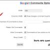 Google+ Comments Widget