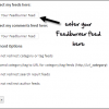 Redirect Wordpress Default Feed to Feedburner.com Feed