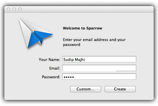 how to add ualberta email to mac