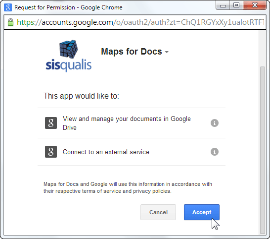 Google Map Request: How To Embed Map In Google Docs [Docs Add-on]