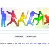 Google Doodle for ICC Cricket World Cup