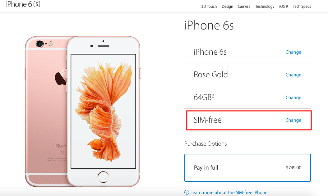 how to put the sim in iphone 6s plus