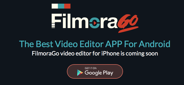 filmora android video editor
