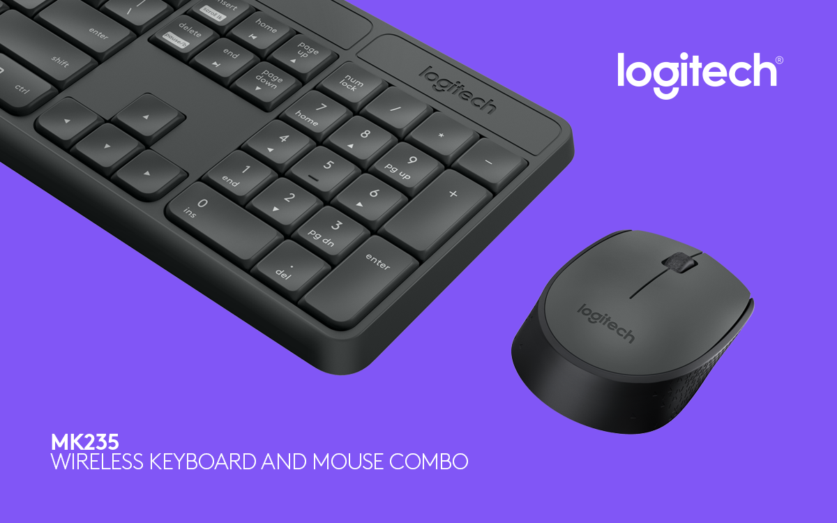 how to clean a logitech wireless keyboard