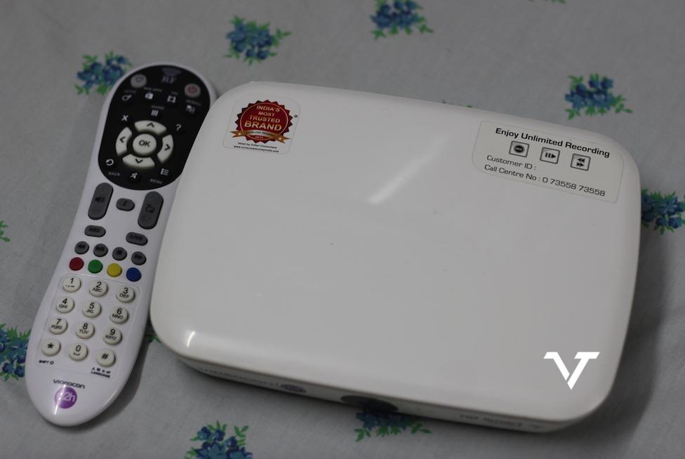Videocon D2H HD Smart Connect Review