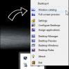 Dexpot to Create Virtual Desktop